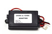 24V DC TO 12V DC 1A ADAPTER FOR CISBO PARKING SENSORS CAMERA FITTING 24V TRUCK